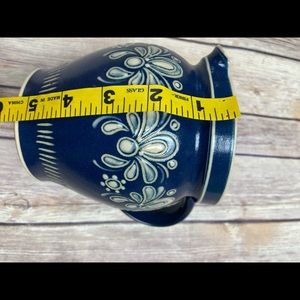 Other - Vintage small ceramic water jug pitcher